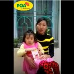 Chia sẻ của chị Hằng ở Thái Nguyên có con gái bị chảy máu cam